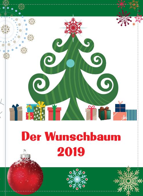 Start der Aktion Wunschbaum 2019
