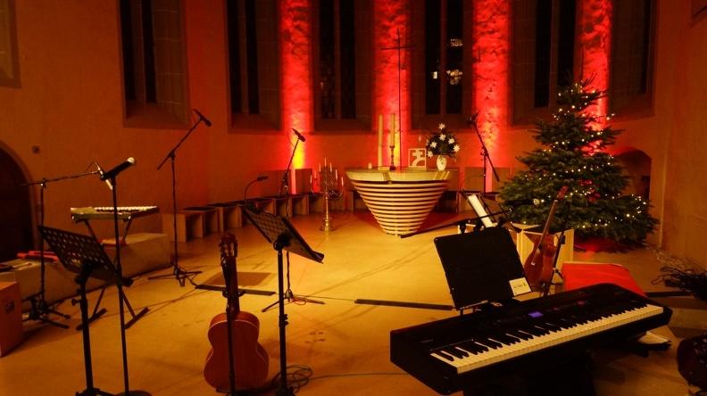Vorweihnachtliches Konzert der Thomas-Müntzer-Schule