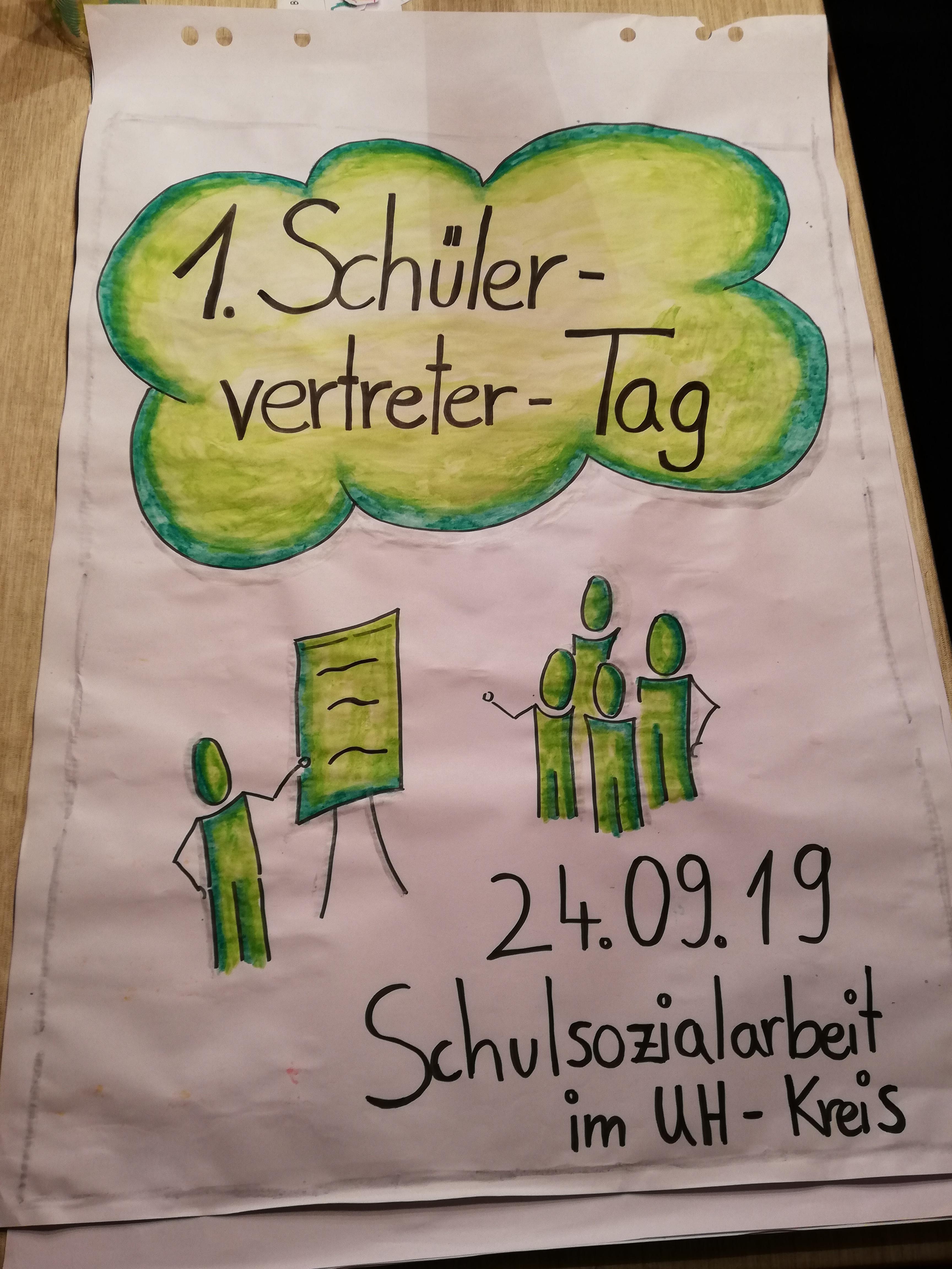 1. Schülervertreter-Tag im Unstrut-Hainich-Kreis