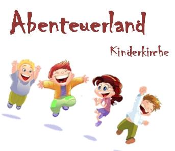 """Abenteuerland Kinderkirche"""